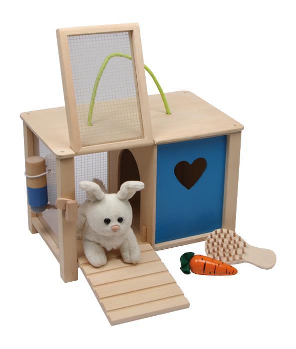 Houten poppenhuizen en poppenhuismeubeltjes bij Elly's ...