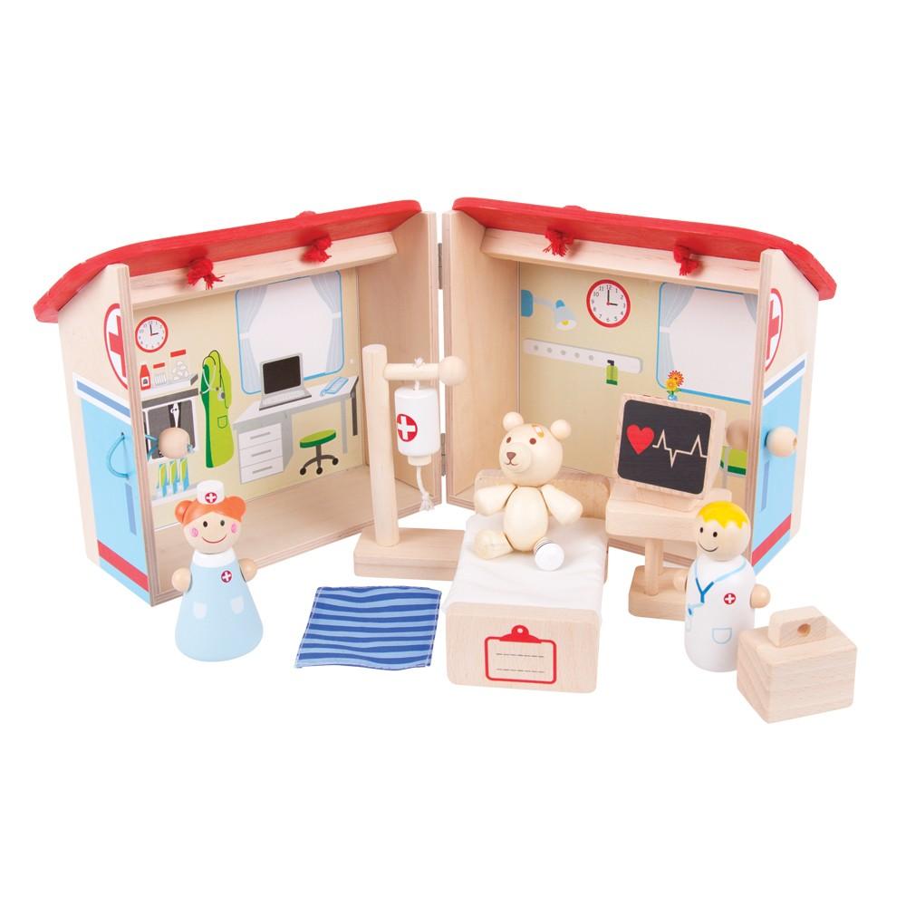 ziekenhuisje speelgoed