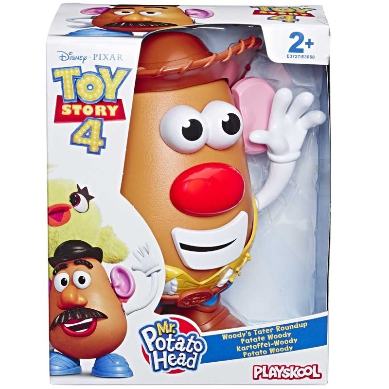 | Mr. Potato Head Woody