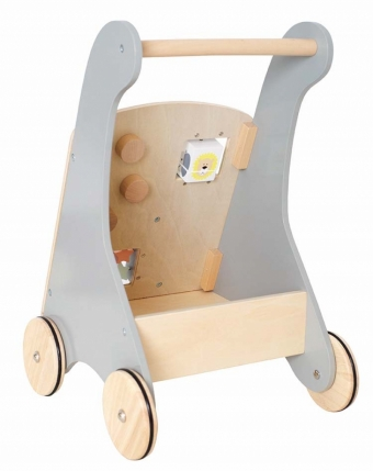 Activity Walker Grijs met Pastel