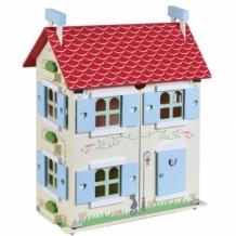 Villa Kakelbont Poppenhuis.Houten Poppenhuizen En Poppenhuismeubeltjes Bij Elly S