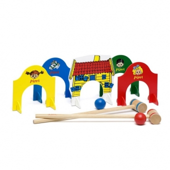 Croquet Set Pippi