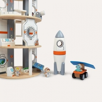 Space Station met Accessoires